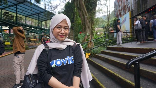 com-Cyndi, peserta asal Jakarta Timur di Tim Kenny