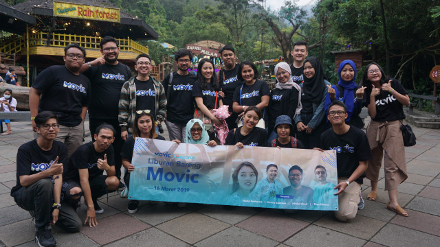 com-Liburan Bareng Movic ke Taman Safari Indonesia