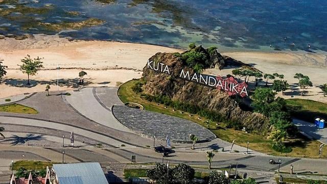 KONTEN SPESIAL SPORT MANDALIKA, lokasi sirkuit Mandalika