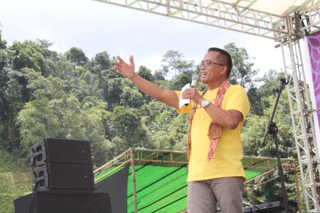 com-Dukungan Kementerian Pariwisata untuk event di border area