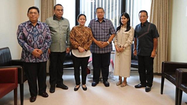 SBY, Syafruddin, NUH Singapura