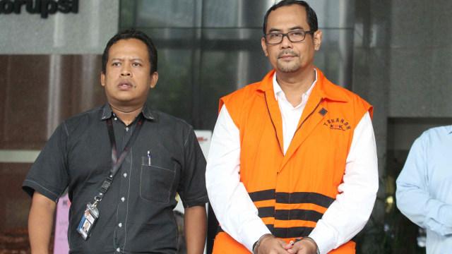 Kepala Kantor Wilayah Kemenag Provinsi Jawa Timur Haris Hasanudin, Suap Jual Beli Jabatan di Kemenag