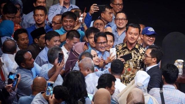 Aliansi Pengusaha Nasional, Paslon nomor urut 02, Prabowo-Sandi