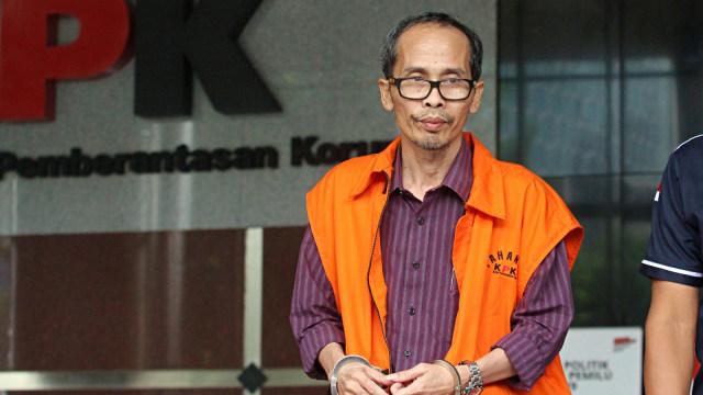 Kepala Kantor Kemenag Kabupaten Gresik, Muhammad Muafaq Wirahadi, KPK