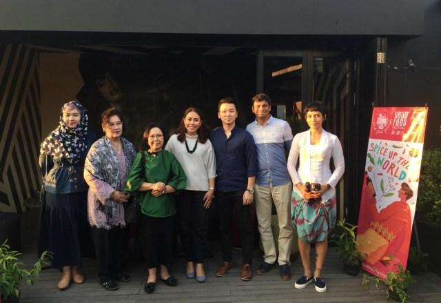 Konpers Ubud Food Festival 2019