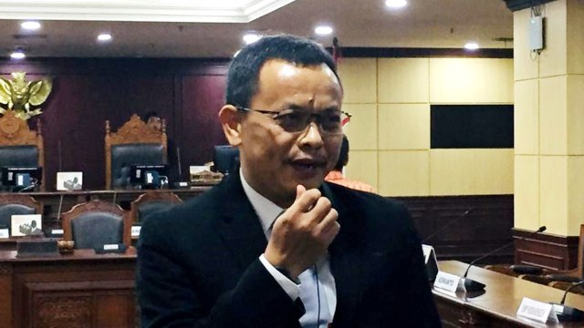 9 Hakim Belum Sepakat, Pemilihan Wakil Ketua MK Ditunda Senin  (93569)