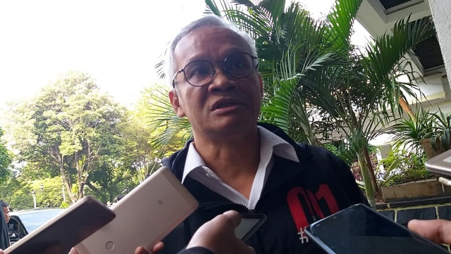 Direktur Program TKN Jokowi-Ma'ruf Amin, Aria Bima