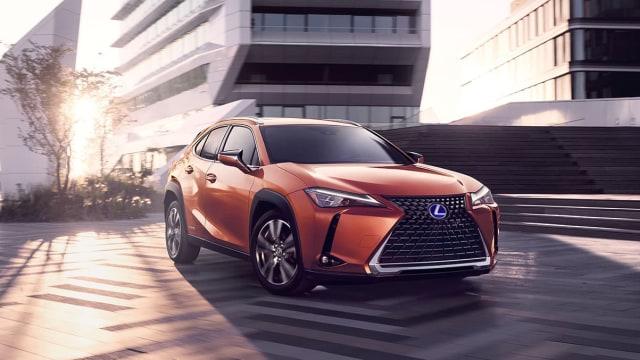 Lexus Latest Models >> Model Termurah Lexus Crossover Ux Kumparan Com