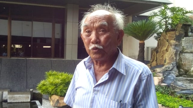 Minarno atau Cun Ming di Kantor Gubernur Jawa Tengah di Semarang