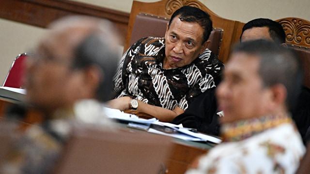 Hibah Koni, Tipikor Jakarta, Ending Fuad Hamidy