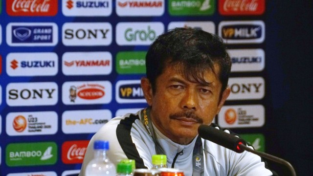 Piala Asia U-23, Indonesia vs Thailand, Timnas U-23 Indonesia, Indra Sjafri, Stadion My Dinh, Hanoi