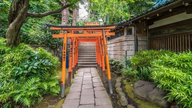 Torii Gate di Jepang