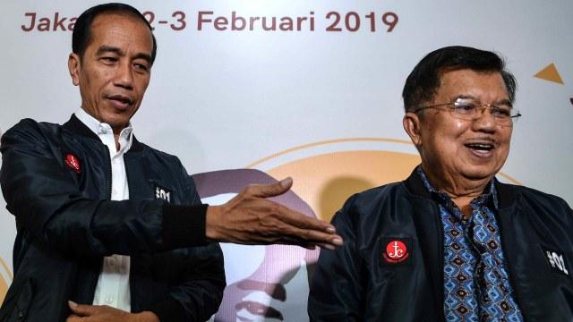 LIPSUS, Politik Dua Kaki Golkar, Jokowi, Jusuf Kalla