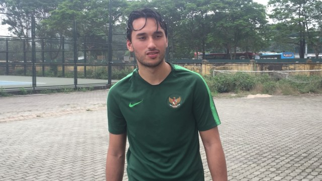 Surat Sudah Dibalas FIFA, PSSI Harap Ezra Walian Segera Bela Timnas Indonesia (5213)