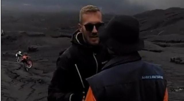 Viral Video Turis yang Arogan di Gunung Bromo, Ini Tanggapan TNBTS (74440)
