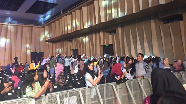 Fan meeting Park Bo Gum