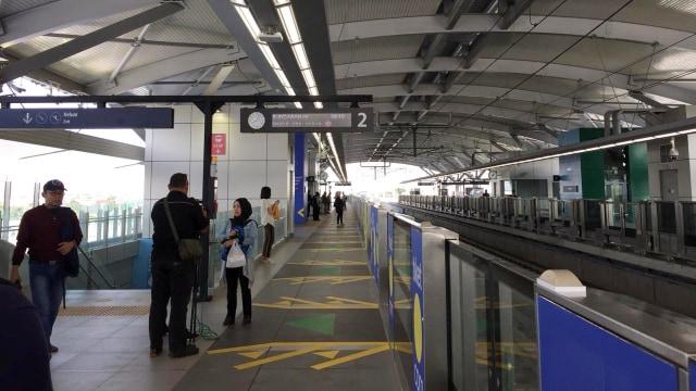 Stasiun MRT Lebak Bulus