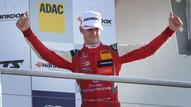 Resmi: Anak Michael Schumacher, Mick Schumacher, Balapan di F1 2021 (185397)