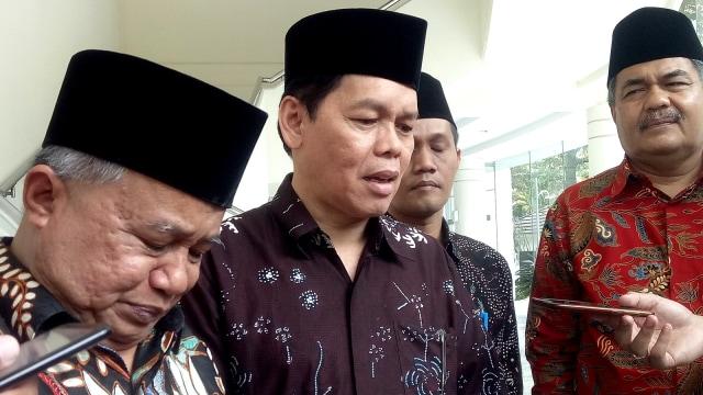 Wasekjen MUI Amirsyah Tambunan