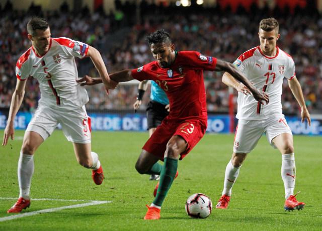 Portugal vs Serbia (BUKAN COVER!!)