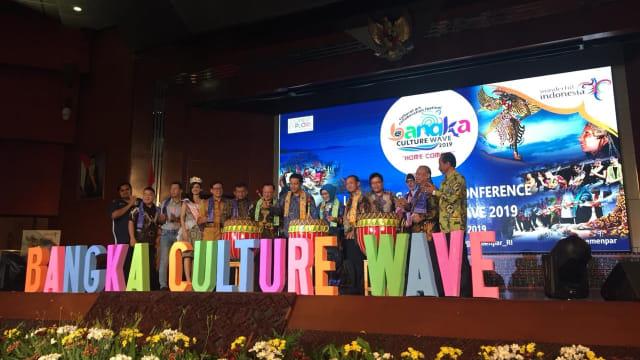 Menyemarakkan Ceng Beng, Bangka Culture Wave Kembali Digelar (30959)