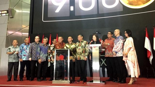 Peresmian Asosiasi Penasihat Investasi Indonesia (APII)