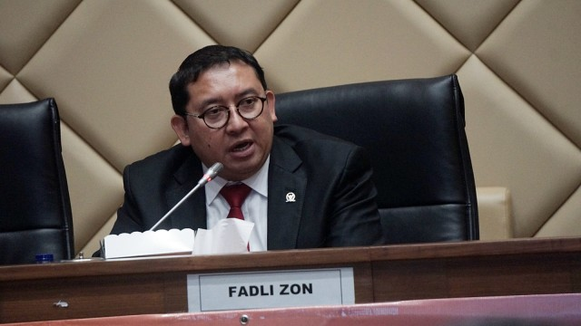 Seminar Bongkar Karut Marut DPT, Fadli Zon
