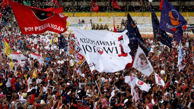 LIPSUS, Kampanye Akbar, Jokowi, Serang