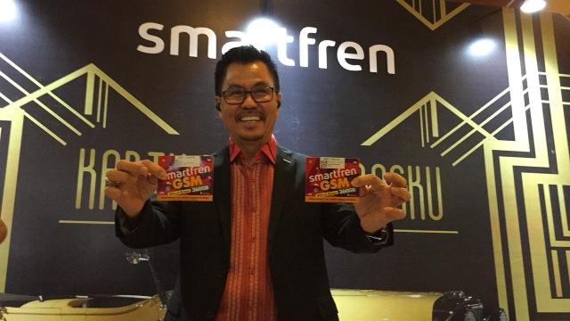 Smartfren rilis kartu perdana baru