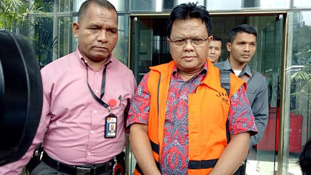 Hakim PN Semarang, Lasito, KPK
