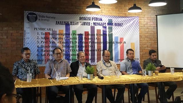 Kompas Yakin Surveinya soal Jokowi Menurun dan Prabowo Menguat Akurat (52995)