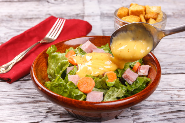 salad mayonnaise