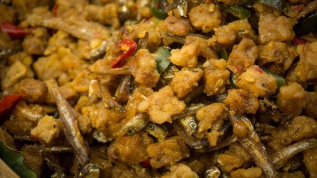 Resep Masakan Orek Tempe Teri Untuk Akhir Bulan Kumparan Com