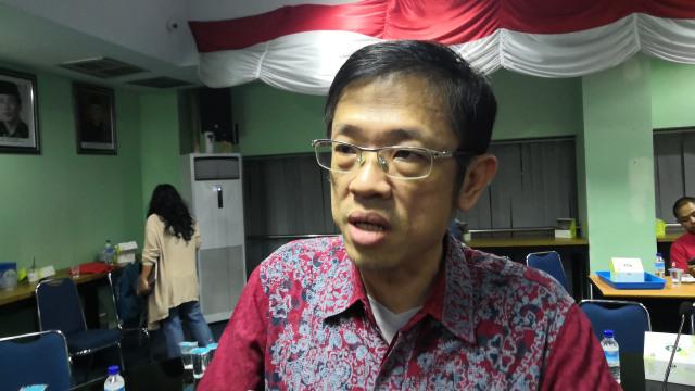 Eddy Lim, Ketua IESPA