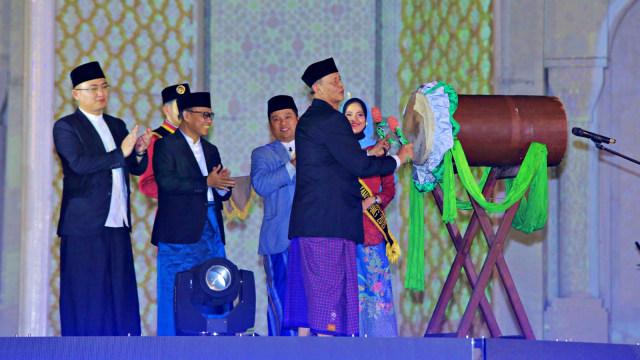 Foto: Kemeriahan MTQ XVI Tingkat Provinsi Banten (1154807)