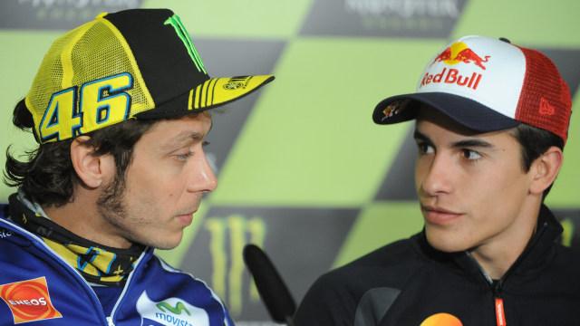 Rossi soal Penampilan Marquez: Dia Tampak Secepat Sebelum Cedera (243310)