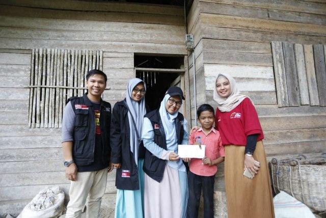 Bantuan untuk Rifqi, Anak dengan Kelainan Jantung  (10897)