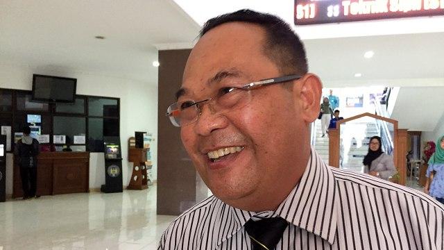 Rektor Universitas Negeri Yogyakarta (UNY), Sutrisna Wibawa