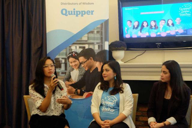 Talkshow Quipper