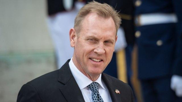 Menteri Pertahanan Amerika Serikat, Patrick Shanahan