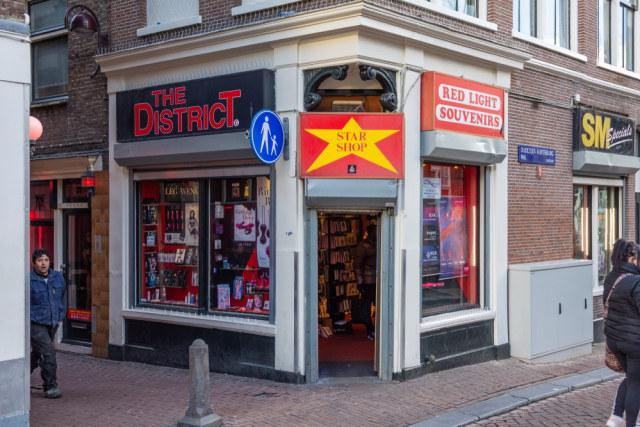 Mulai 2020, Pemerintah Amsterdam Larang Tur di Red Light District  (337299)