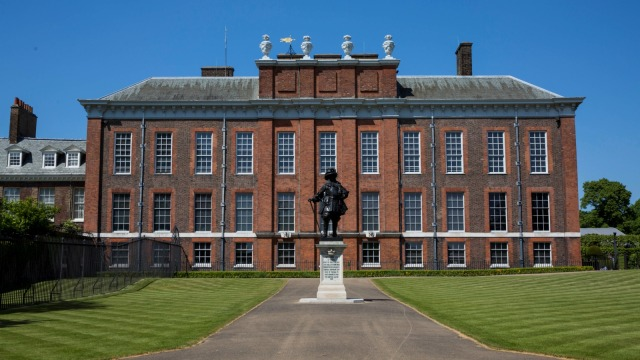 Rumah Pangeran William & Kate Middleton di Istana Kensington: 4 Lantai, 20 Kamar (218258)