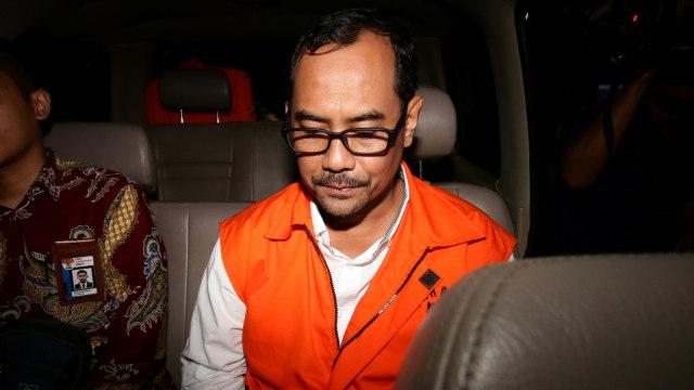 KPK Eksekusi Penyuap Romy dan Menag Lukman Hakim ke Lapas Tangerang (289608)