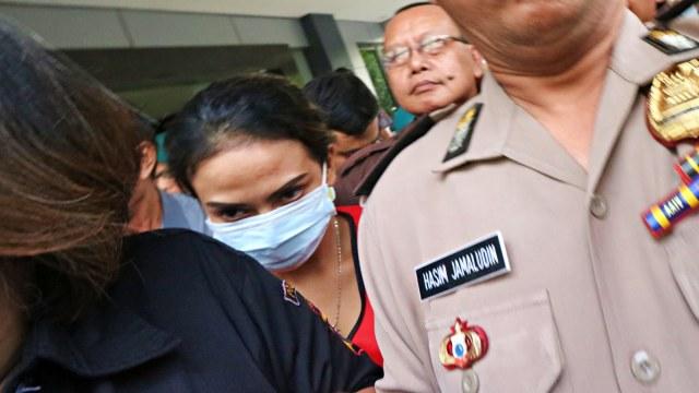 Vanessa Angel, Surabaya, Jawa Timur
