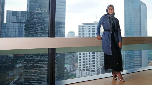 Untuk Perempuan, Difable Womanpreneur, Angkie Yudistia