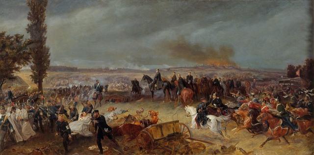 Perang Austria-Prusia, Perebutan Kekuasaan atas Jerman (961157)