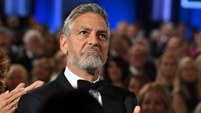 George Clooney Alami Insiden Bahaya saat Syuting Film Netflix, The Midnight Sky  (29298)