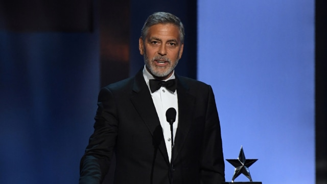 George Clooney Alami Insiden Bahaya saat Syuting Film Netflix, The Midnight Sky  (29297)