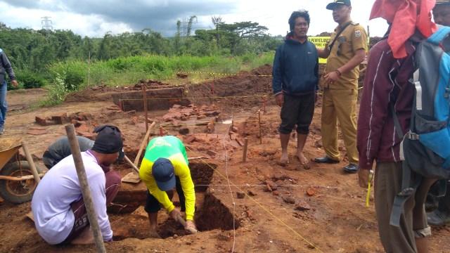 Temuan Situs Makin Lebar, Pembangunan Tol Malang-Pandaan Bisa Terhenti (438622)