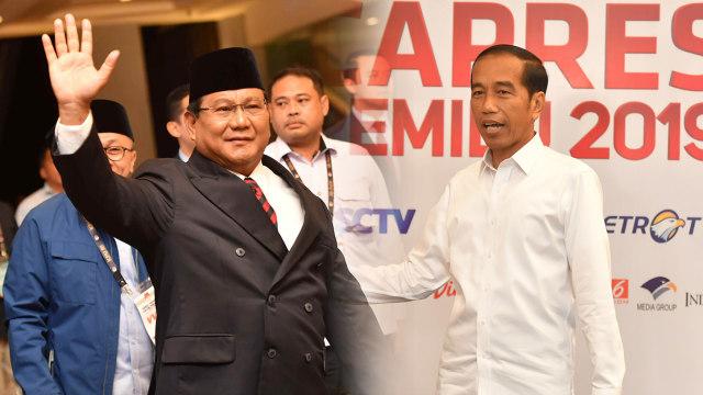 Debat Ke IV Pilpres, Prabowo, Jokowi